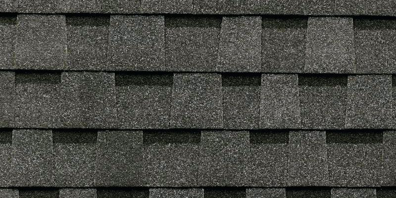 Pinnacle roof shingles